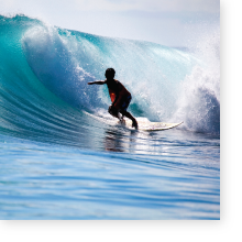 Surfing—Punta Mita Luxury Resorts, Los Veneros